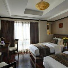 Golden Lotus Luxury Hotel 3* Представительский номер с различными типами кроватей фото 2