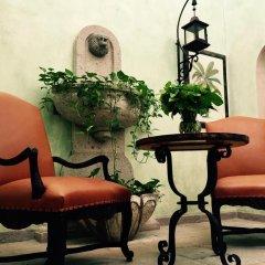 Отель Hacienda de Los Santos 4* Президентский люкс с различными типами кроватей фото 3