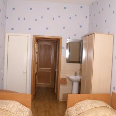 Гостиница У Фонтана Стандартный номер с 2 отдельными кроватями