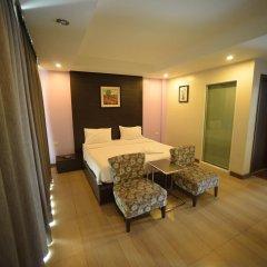 Отель Villa Navin Beach Residence 3* Номер Делюкс с различными типами кроватей фото 9