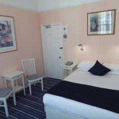 Manor Hotel 2* Стандартный номер с различными типами кроватей фото 12