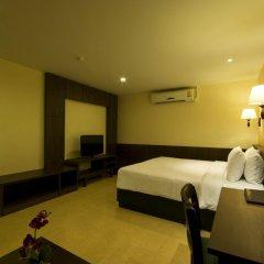 Отель Baywalk Residence Pattaya By Thaiwat 3* Стандартный номер с разными типами кроватей фото 2