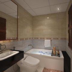 White Lotus Hotel 3* Люкс с различными типами кроватей фото 12