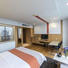 Pathumwan Princess Hotel 5* Номер категории Премиум с различными типами кроватей фото 9