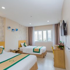 Camila Hotel 3* Номер Делюкс с различными типами кроватей