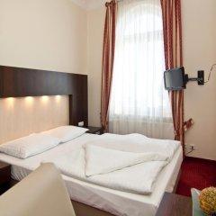 Novum Hotel Graf Moltke Hamburg 3* Стандартный номер двуспальная кровать фото 4