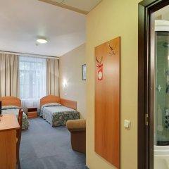 Гостиница Самсон 4* Стандартный номер с различными типами кроватей фото 4