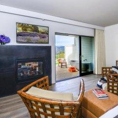 Отель Carmel Valley Ranch 4* Студия с различными типами кроватей фото 8