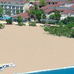 Aperion Beach Hotel Сиде балкон