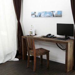 Almodovar Hotel Biohotel Berlin 4* Стандартный номер с двуспальной кроватью фото 7