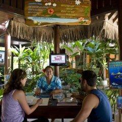 Hotel Maitai Polynesia питание фото 3
