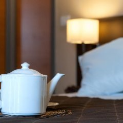 Отель Residence Sottovento 3* Студия с различными типами кроватей фото 16