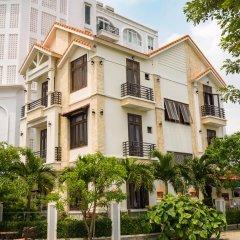 Отель Green Grass Land Villa 3* Номер Делюкс с различными типами кроватей фото 2