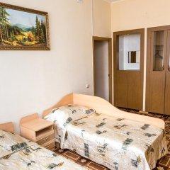 Гостиница Южный Урал комната для гостей фото 7