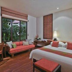 Отель Pimalai Resort And Spa 5* Номер Делюкс с различными типами кроватей фото 4