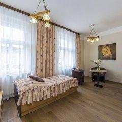 Отель Aparthotel Lublanka 3* Стандартный номер с различными типами кроватей фото 3