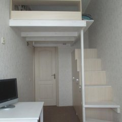 Гостиница Terem'OK na Obvodnom Стандартный номер с различными типами кроватей (общая ванная комната) фото 10