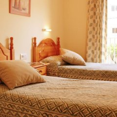 Отель Escor Испания, Калафель - отзывы, цены и фото номеров - забронировать отель Escor онлайн комната для гостей фото 2