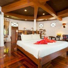 Отель Koh Tao Cabana Resort 4* Стандартный номер с различными типами кроватей фото 5