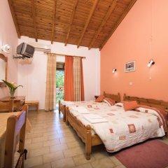 Отель Skevoulis Studios Греция, Корфу - отзывы, цены и фото номеров - забронировать отель Skevoulis Studios онлайн комната для гостей фото 4