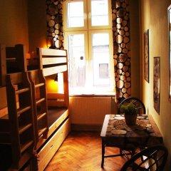 Отель Hostelik Wiktoriański Стандартный номер с различными типами кроватей (общая ванная комната) фото 2