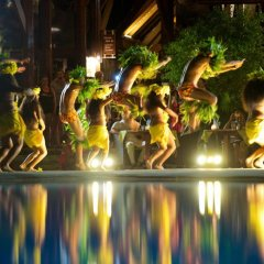 Отель Manava Beach Resort and Spa Moorea Французская Полинезия, Папеэте - отзывы, цены и фото номеров - забронировать отель Manava Beach Resort and Spa Moorea онлайн развлечения