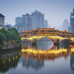 Отель Holiday Inn Express Chengdu Wuhou фото 4