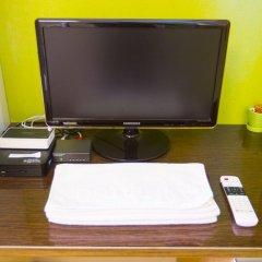 KW Hongdae Hostel Номер категории Эконом с различными типами кроватей