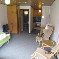 Отель Søndervig Camping & Cottages Студия с различными типами кроватей фото 9