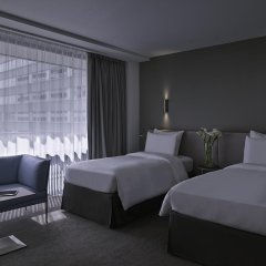 Отель Pullman Paris Tour Eiffel 4* Стандартный номер разные типы кроватей фото 3
