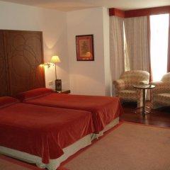 Отель Parador de Limpias 4* Стандартный номер с различными типами кроватей фото 9