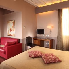 Hotel Condotti 3* Люкс с различными типами кроватей фото 6