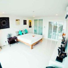 Отель Seaview At Cape Panwa Таиланд, Пхукет - отзывы, цены и фото номеров - забронировать отель Seaview At Cape Panwa онлайн комната для гостей фото 5
