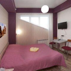 Гостиница Турист Номер Комфорт с двуспальной кроватью