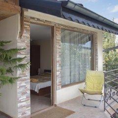 Отель Villa Albena Bay View Болгария, Балчик - отзывы, цены и фото номеров - забронировать отель Villa Albena Bay View онлайн балкон