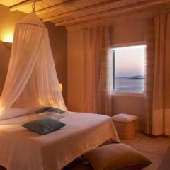 Porto Mykonos Hotel 3* Стандартный номер с различными типами кроватей фото 2