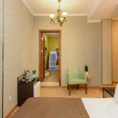 Отель King David 3* Стандартный семейный номер с двуспальной кроватью фото 6