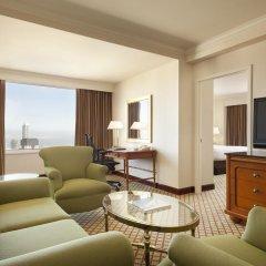 Отель Hilton San Francisco Union Square 4* Люкс с двуспальной кроватью фото 5
