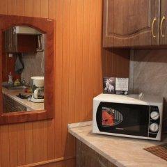 Мини-отель Стархаус 2* Стандартный семейный номер с двуспальной кроватью фото 11