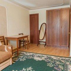 Гостиница Вита Стандартный семейный номер с двуспальной кроватью фото 6