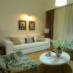 Отель Cheya Gumussuyu Residence 4* Апартаменты с 2 отдельными кроватями фото 9