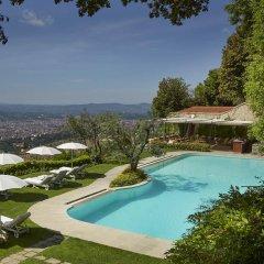 Отель Belmond Villa San Michele Фьезоле бассейн фото 2