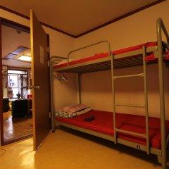 Отель Bong House Кровать в общем номере с двухъярусной кроватью фото 4