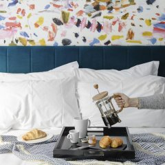 The Lodge Hotel - Putney 4* Улучшенная студия с различными типами кроватей фото 3