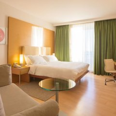 Отель Hilton Athens 5* Стандартный номер разные типы кроватей фото 17