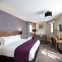 Отель Innkeeper's Lodge Brighton, Patcham Великобритания, Брайтон - отзывы, цены и фото номеров - забронировать отель Innkeeper's Lodge Brighton, Patcham онлайн комната для гостей фото 14