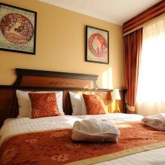 Residence Baron Hotel 4* Улучшенный номер с различными типами кроватей фото 3