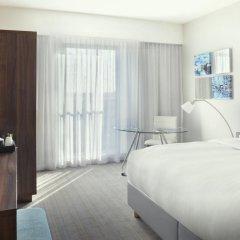 Отель Courtyard by Marriott Brussels EU 4* Номер категории Премиум с различными типами кроватей фото 3