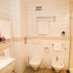 Hotel Admiral am Kurpark 4* Люкс повышенной комфортности с различными типами кроватей фото 4