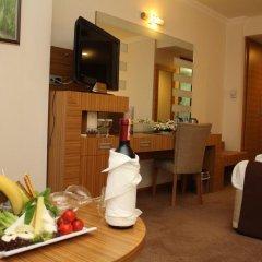 Surmeli Ankara Hotel 5* Стандартный номер разные типы кроватей фото 7